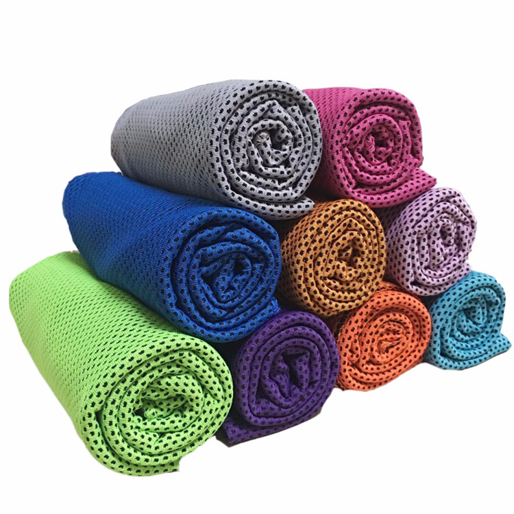 Sweat Towel On Neck: China Cooling Towel Suppliers