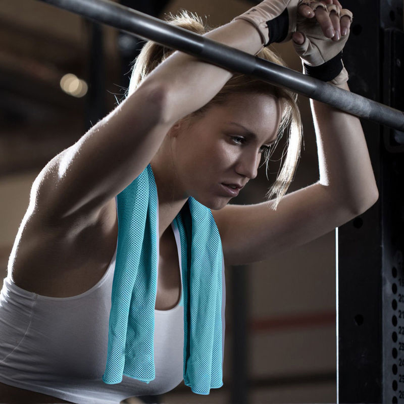 fitness cooling towel