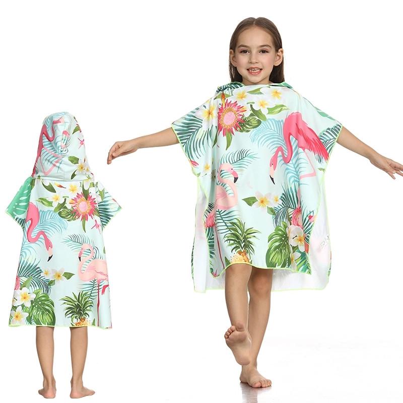 Children Hooded towel Manufacturer